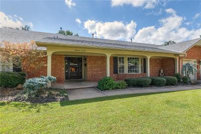Oklahoma City Single Family Home For Sale: 1320 Brighton Avenue