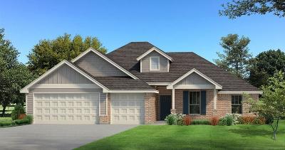 Edmond Single Family Home For Sale: 8001 Sweetgum Street