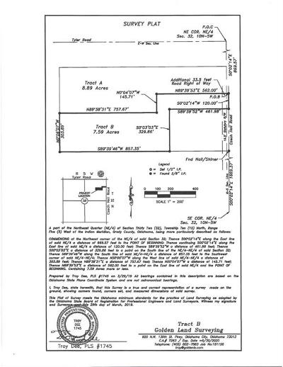 Tuttle Residential Lots & Land For Sale