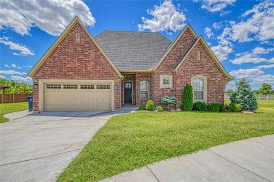 Oklahoma City OK Single Family Home For Sale: $345,000