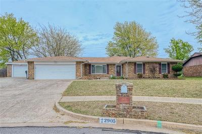 Norman Single Family Home For Sale: 2905 NW Windmill Circle