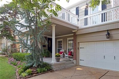 Nichols Hills Single Family Home For Sale: 1117 Tedford Way