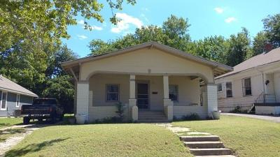 Oklahoma City Single Family Home For Sale: 1130 NW 12th Street