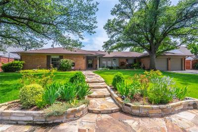Lincoln County, Oklahoma County Single Family Home For Sale: 2932 Cornwall Place