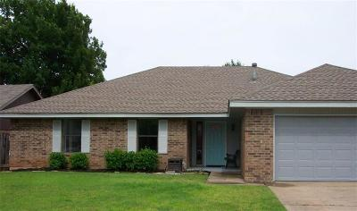 Edmond Single Family Home For Sale: 2108 Tanglewood Drive