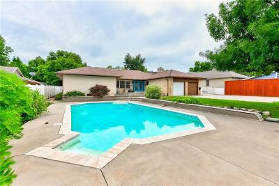 Oklahoma City Single Family Home For Sale: 2537 NW 55th Place