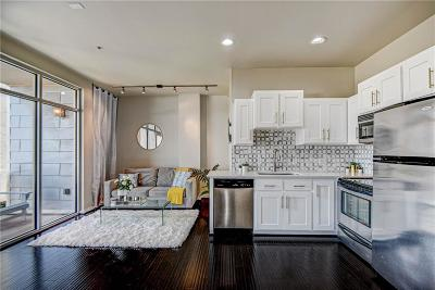 Oklahoma City Condo/Townhouse For Sale: 1 NE 2nd Street #316