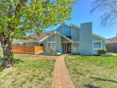 Warr Acres Single Family Home For Sale: 6005 W Lake Front Drive