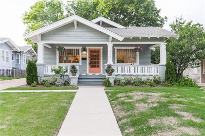 Oklahoma City Single Family Home For Sale: 625 NW 21st Street