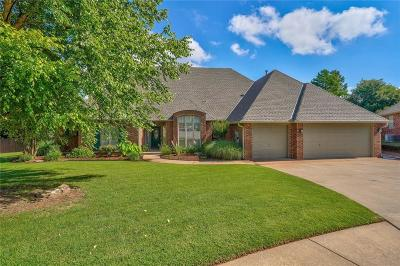 Edmond Single Family Home For Sale: 1017 Prospect Court