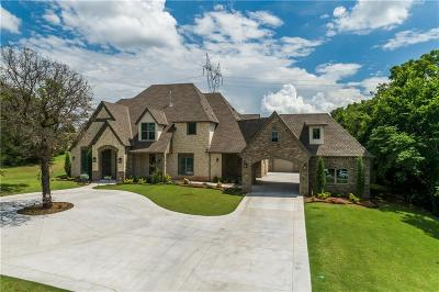 Edmond Single Family Home For Sale: 3501 Valley Creek Road