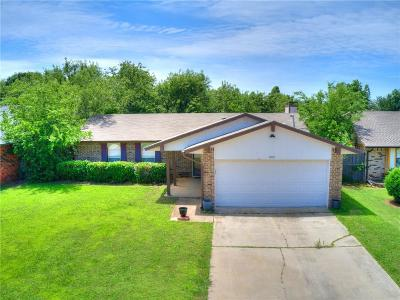 Oklahoma City Single Family Home For Sale: 800 NW 118th Street