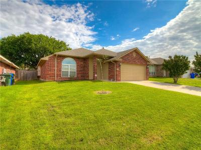 Norman Single Family Home For Sale: 1109 Caracara Drive