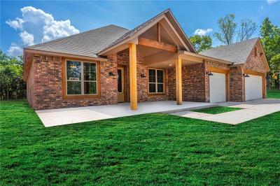 Guthrie Single Family Home For Sale: 12490 Stone Hill
