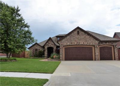 Oklahoma City Single Family Home For Sale: 3418 Windmill Road