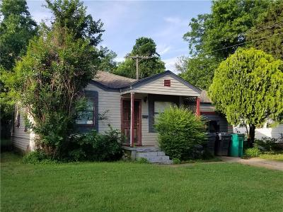 Oklahoma City Single Family Home For Sale: 3124 NW 33rd Street