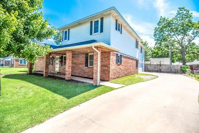 Single Family Home For Sale: 4506 N Central Road