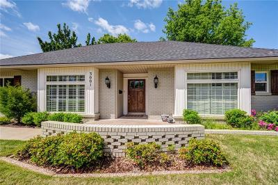 Oklahoma City Single Family Home For Sale: 3001 Finchley Lane