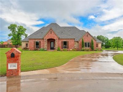 Choctaw Single Family Home For Sale: 13386 Prestwick Circle