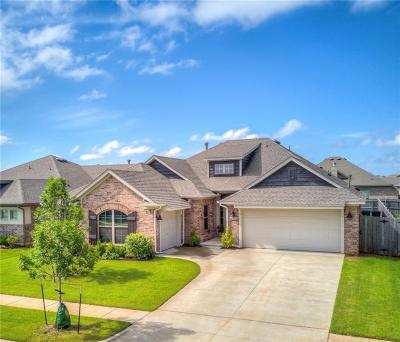 Edmond Single Family Home For Sale: 18713 Vivo Drive
