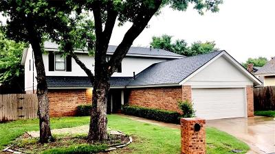 Oklahoma City OK Single Family Home For Sale: $219,500