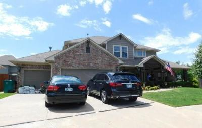 Edmond Single Family Home For Sale: 1728 NW 183rd Street