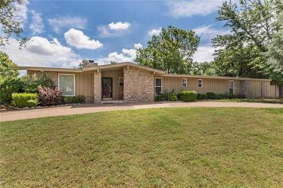 Oklahoma City Single Family Home For Sale: 12716 Saint Andrews Drive