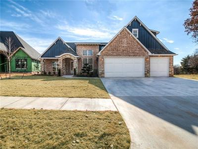 Edmond Single Family Home For Sale: 1308 Regency Bridge Circle