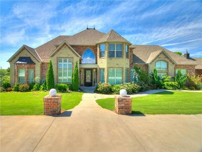Blanchard OK Single Family Home For Sale: $579,000