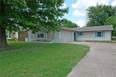 Oklahoma City Single Family Home For Sale: 6306 S Hillcrest Drive