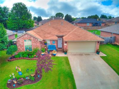 Choctaw Single Family Home For Sale: 1820 Cherokee Trail