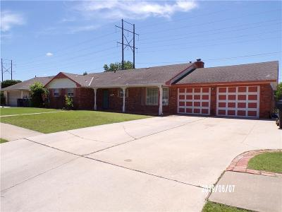 Oklahoma City Single Family Home For Sale: 2440 SW 81st Street