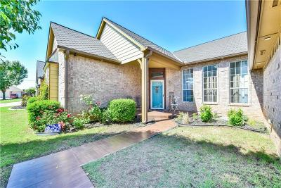 Lincoln County, Oklahoma County Single Family Home For Sale: 11605 Blue Sky Drive