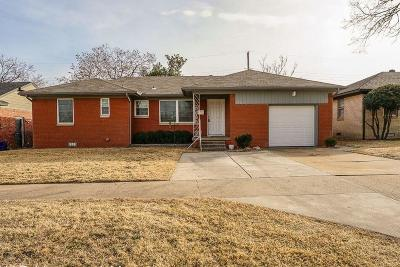 Oklahoma City Single Family Home For Sale: 2524 NW 50th Street