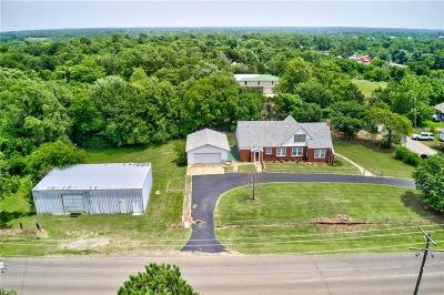 Choctaw Single Family Home For Sale: 11001 Stewart Avenue