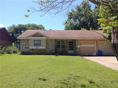 Oklahoma City Single Family Home For Sale: 1112 SE 22nd Street