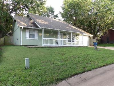 Stillwater Single Family Home For Sale: 2205 Crestwood Drive