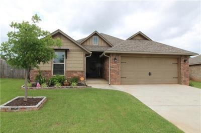 Oklahoma City Single Family Home For Sale: 3619 Brougham Way