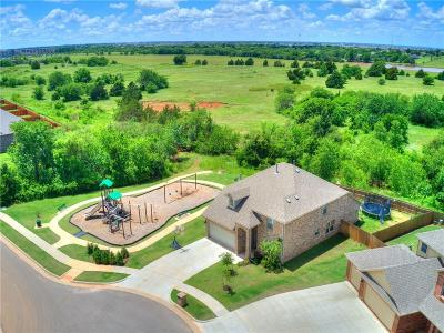 Lincoln County, Oklahoma County Single Family Home For Sale: 14833 Gravity Falls Lane