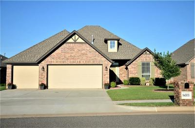 Yukon Single Family Home For Sale: 14008 Drakes Way