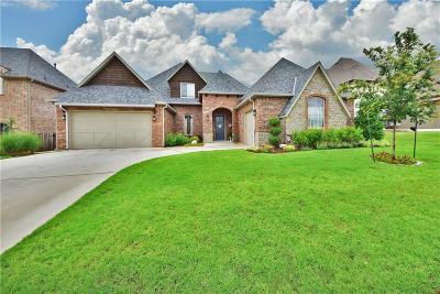 Edmond Single Family Home For Sale: 5401 Gateway Bridge Court