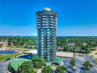 Oklahoma City Condo/Townhouse For Sale: 5900 Mosteller Drive #192