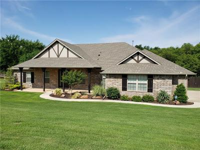 Edmond Single Family Home For Sale: 13631 Scenic View Lane