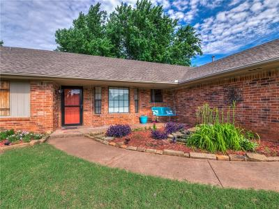 Edmond Single Family Home For Sale: 1205 S Aries Road