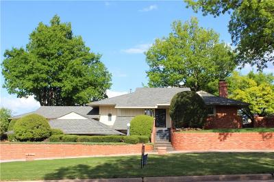 Oklahoma City Single Family Home For Sale: 3624 Quail Creek Road