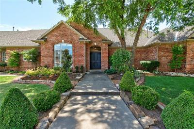 Edmond Single Family Home For Sale: 1204 Irvine Drive