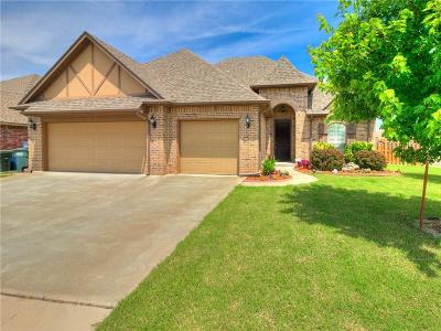 Edmond Single Family Home For Sale: 2016 Goodnight Trail