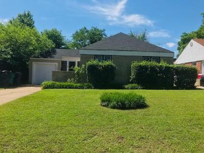 Oklahoma City Single Family Home For Sale: 3804 NW 24th Street