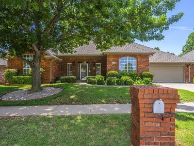 Oklahoma City Single Family Home For Sale: 5636 NW 103rd Street