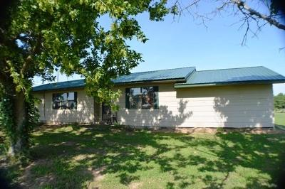 Seminole Single Family Home For Sale: 13111 E Old Hwy 99 Highway